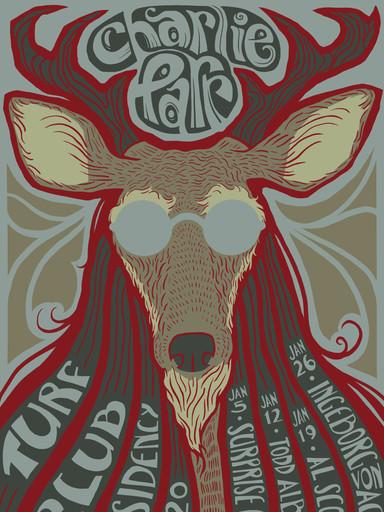 Charlie Parr (Deer)