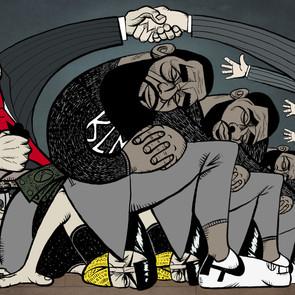 NBA protests: HK/BLM