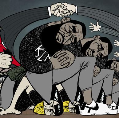 NBA:HK / NBA: BLM