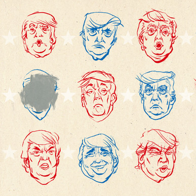 The Many Faces of Trump