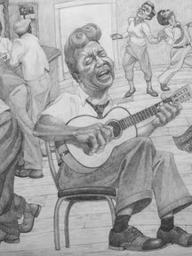 """The Bluesman: McKinley Morganfield (""""Muddy Waters"""")"""