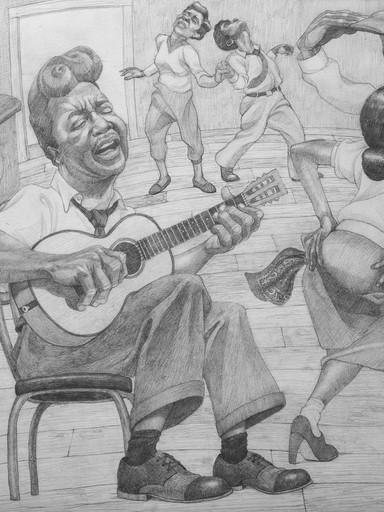 The Bluesman: Muddy Waters