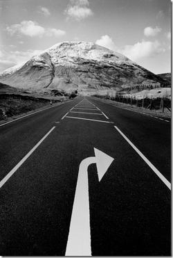 Glen One Arrow - by David Peat
