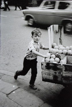 Barrow Boy John - by David Peat