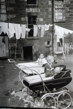 Prams Closer - by David Peat