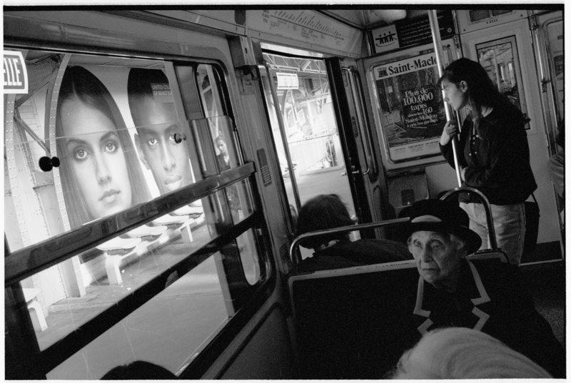 Paris Metro - by David Peat