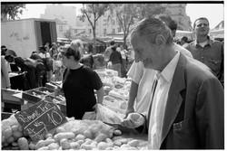 Paris Market - by David Peat