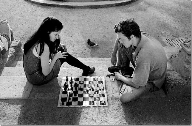 Paris Chess - by David Peat