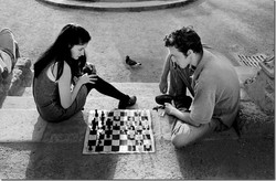Paris Chess - by David Peat