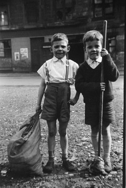 Two Boys Sack - by David Peat