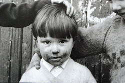 Grubby Boy Two Hands - by David Peat