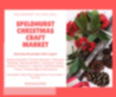 Copy of Speldhurst Christmas Craft Marke