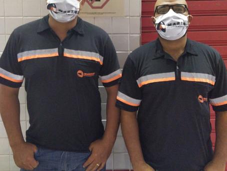Campanha da ANS reforça recomendação pelo uso de máscara de proteção contra o Coronavírus
