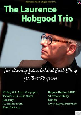 Artwork The Laurence Hobgood Trio POSTER