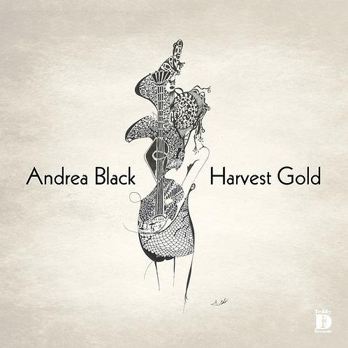 Harvest Gold - Andrea Black CD