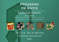 Programa em Níveis - 2 a 5 - Fundamental