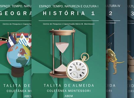 Espaço, Tempo, Natureza e Cultura - Geografia e História