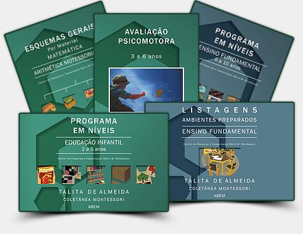 Listagens, Programas em Níveis e Avaliação Psicomotora