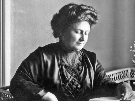 Breve histórico: A vida de Montessori