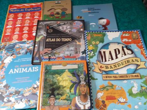 Nas salas montessorianas, ofereça os livros paradidáticos!