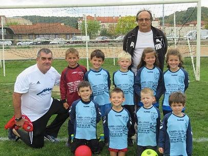 Équipe jeune de Champdieu Marcilly