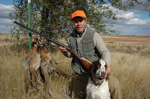 pheasant hunting preserve for sale