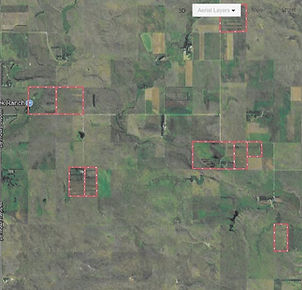 South Dakota hunting property fo sale