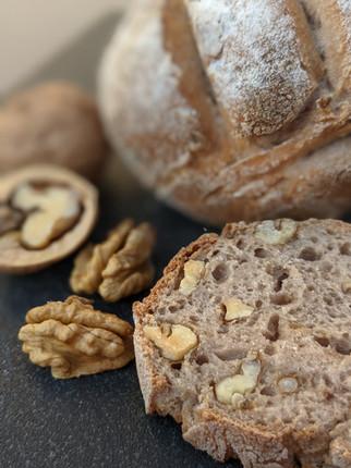 Pain au noix - Maguy Sans Gluten