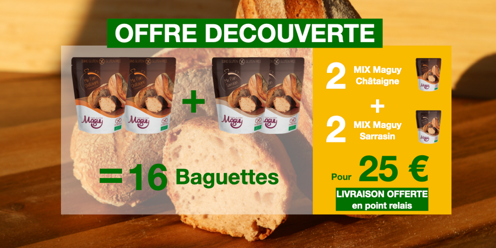 Maguy Sans Gluten