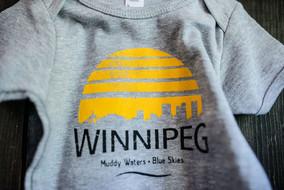 Winnipeg - Muddy Waters, Blue Skies