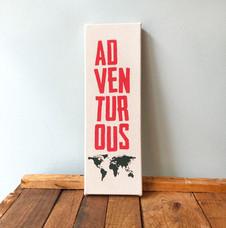 Adventurous Print