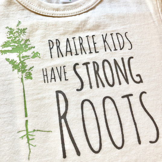 Prairie Kids Have Strong Roots