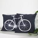 Bike Pillow Set