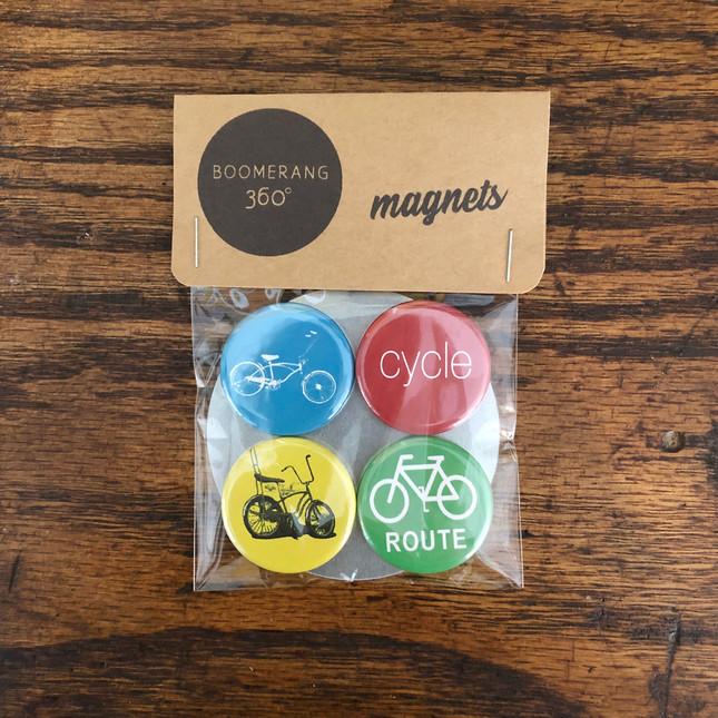 Boomerang 360 Magnet Pack