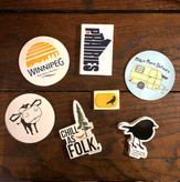 Boomerang 360 Stickers
