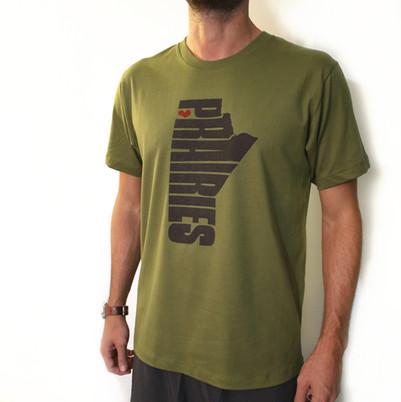 Prairies T-shirt
