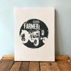 Little Farmer Print