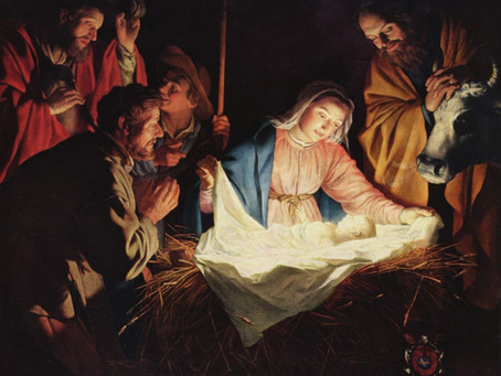 Christ-Mass: The Nativity of Our Lord Jesus Christ