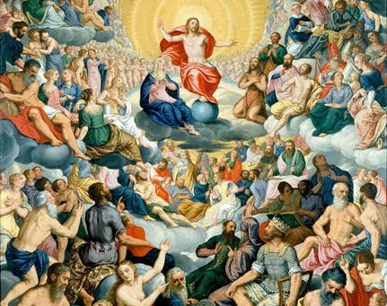 All Saints Day - Holy Day of Obligation