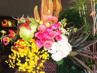SOWAKAのスタンド花