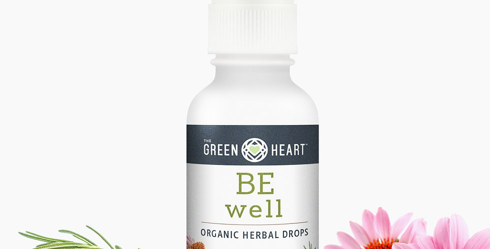 Be Well Herbal Drops