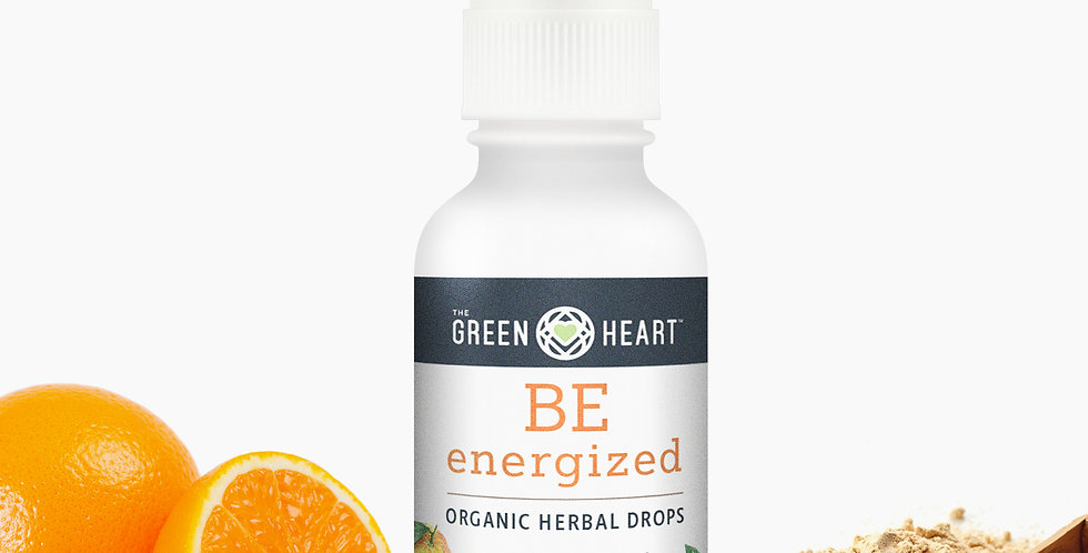 Be Energized Herbal Drops