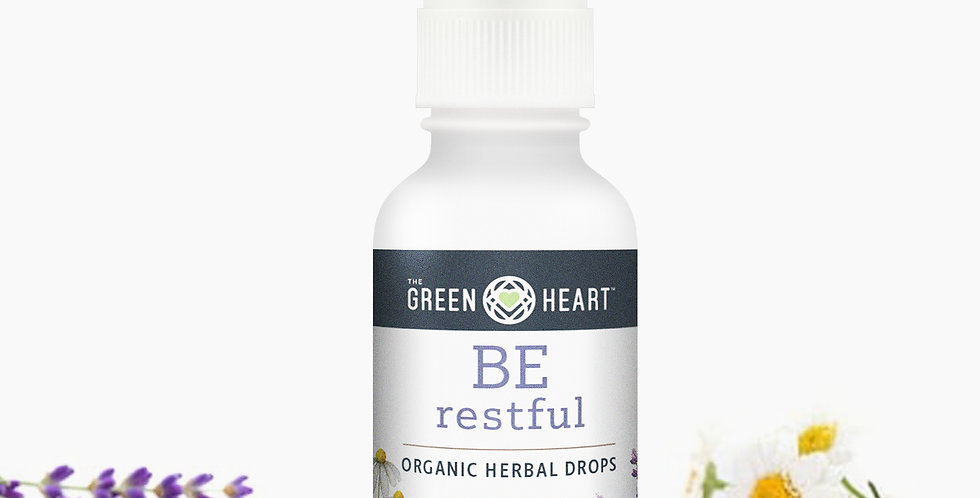 Be Rested Herbal Drops