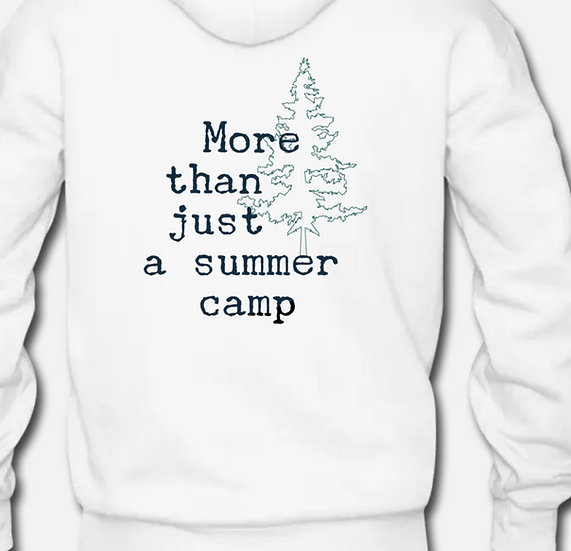 MoreThan A Summer Camp Tree Hoodie