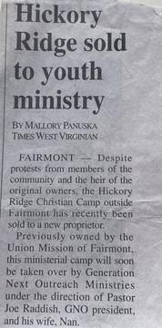 Mission Farm, Camp Ara GNO purcahse
