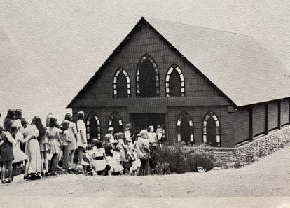 Mission Farm, Camp Ara Original Chapel