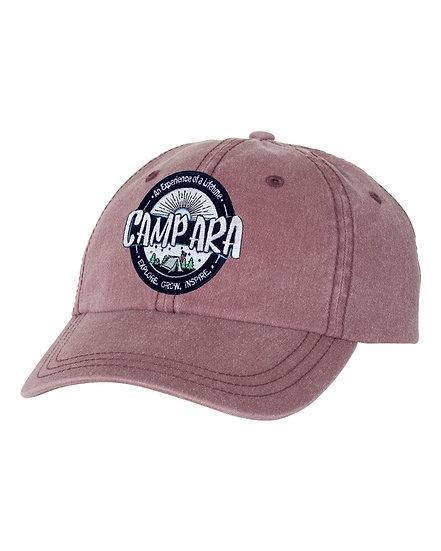 Unisex Pigment-Dyed Cap