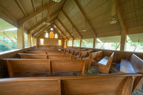 Camp Ara Chapel Inside