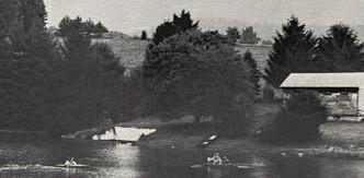 Mission Farm, Camp Ara, 5 acre pond