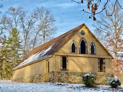 Camp Ara Chapel Exterior